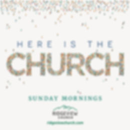 Here is the Church - RV - Web - Share.jp