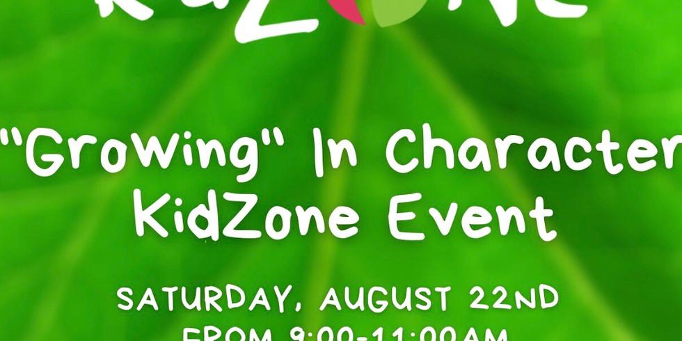 Kidzone Event