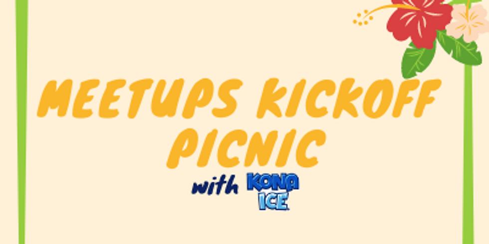 Meetups Kickoff Picnic