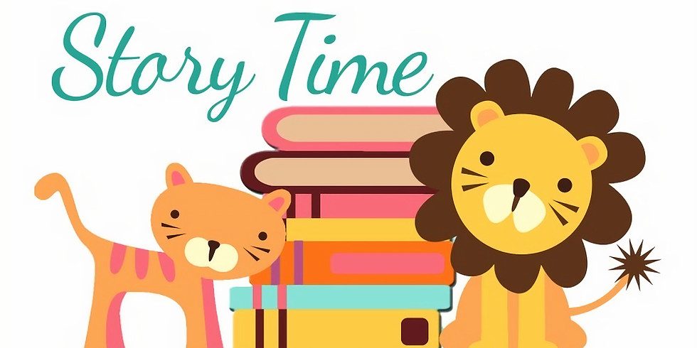 Preschool Story Time on Zoom!