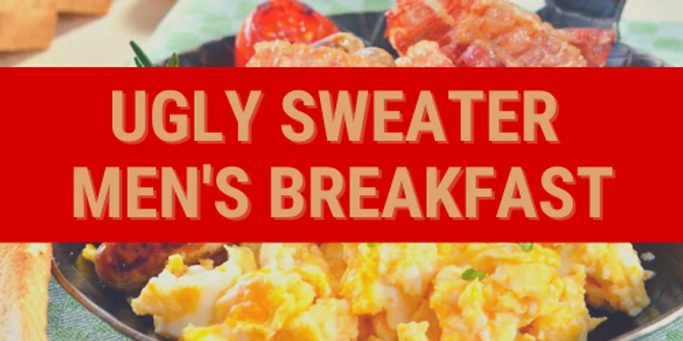 Ugly Sweater Men's Breakfast
