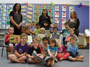 Speech Pathology Book awards donation