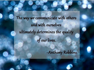 The impact of communication difficulties