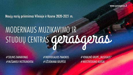 gerasgeras 2020-2021 skelbimasjpg