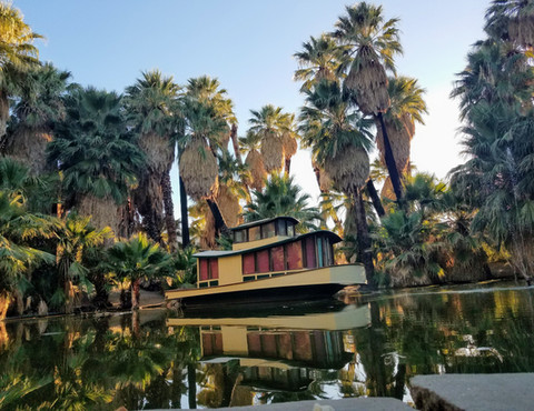 29 Palms Inn, 29 Palms, CA
