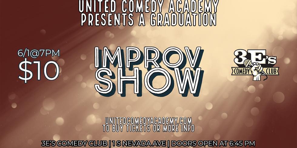 Improv Class Graduation Show!