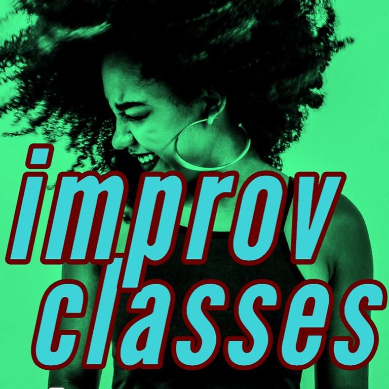 6 Week Improv Course
