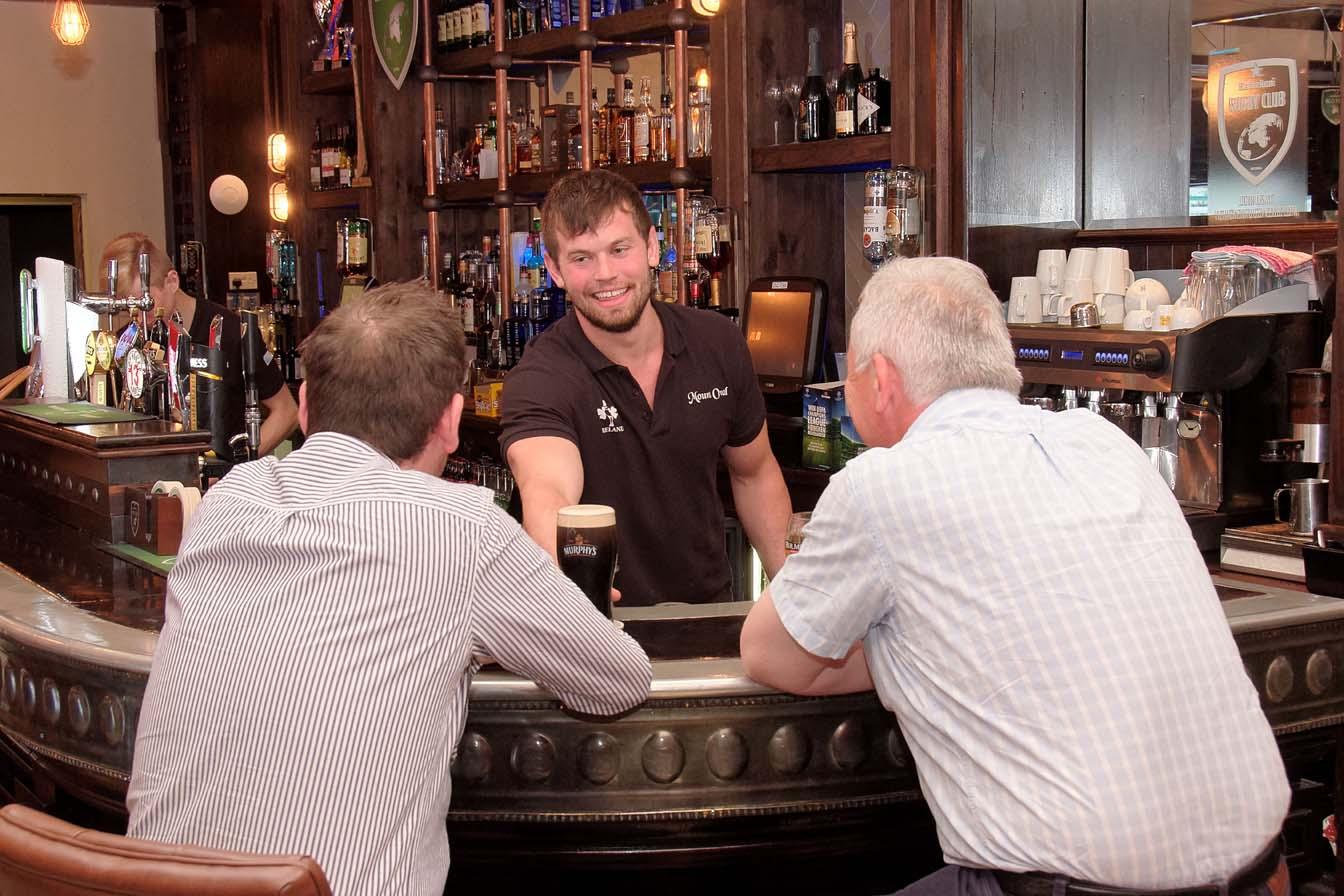 Mount Oval Bar - Cork Events