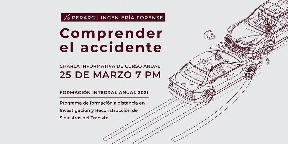 Charla Informativa del curso Comprender el Accidente