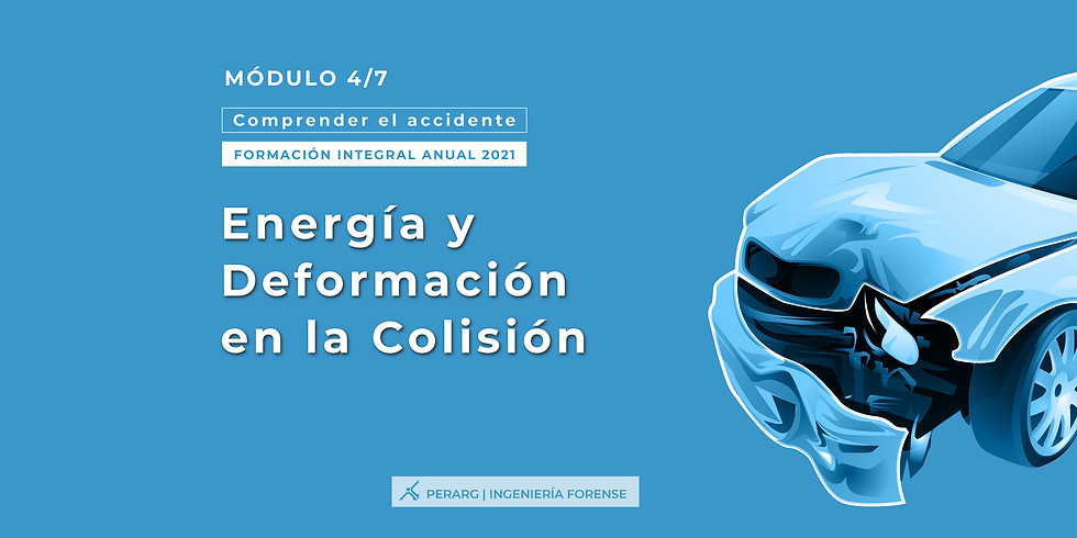 Energía y Deformación en la Colisión