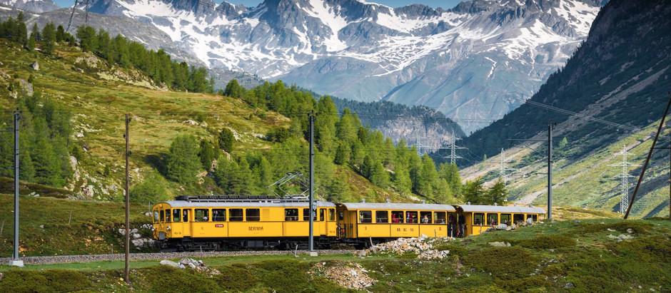 VIDEO: Volldampf 42: 100 Jahre Bernina Bahn