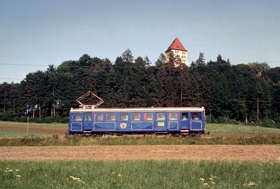 Foto: Verein Pro Salonwagen WSB