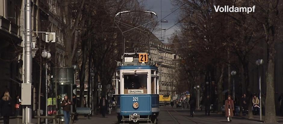 Volldampf 20: Tram Museum Zürich