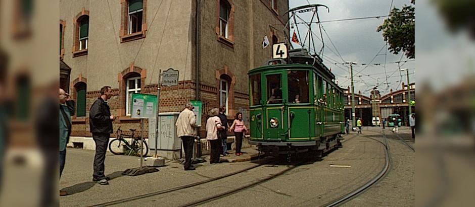 Volldampf 3: Anggebliemli - Die Rückkehr der ältesten Basler Trams