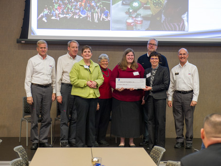 Record number of nonprofits receive grants from SIA Foundation