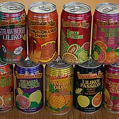 Hawaiian Sun Juices