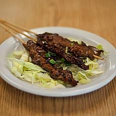 Teriyaki Beef Sticks