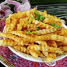 Hula's Teri Fries