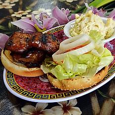 Pulehu Chicken Sandwich