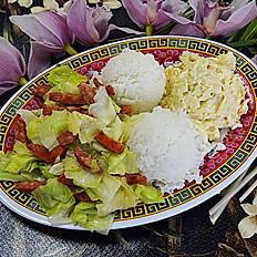 Hula's Cabbage Plate
