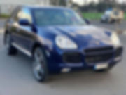 2003 porsche cayenne turbo for sale