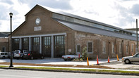 American College of Building Arts Finishes Trolley Barn Renovation