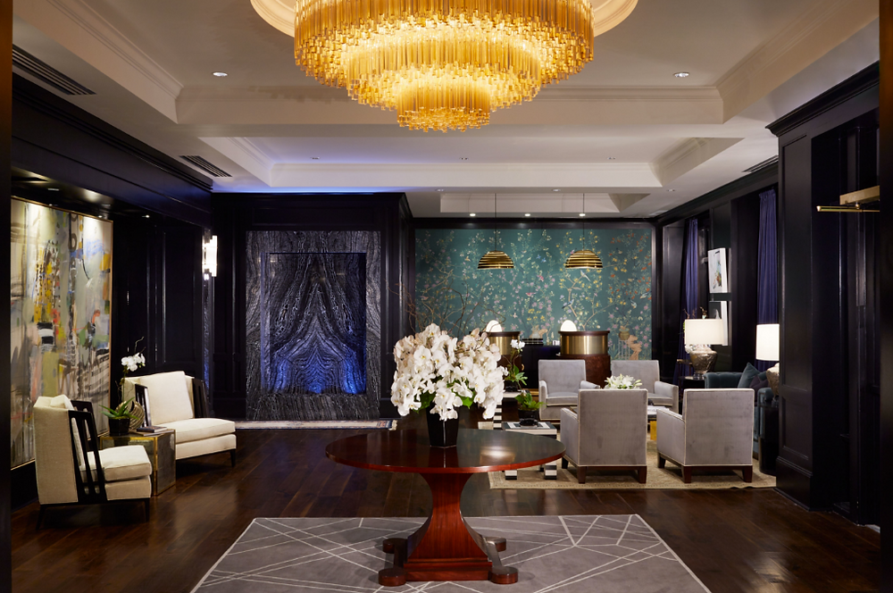 Photo of the Spectator Hotel, Courtesy of Spectator Hotel. Interior Design by Jenny Keenan.