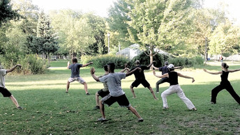Qigong Cultivation