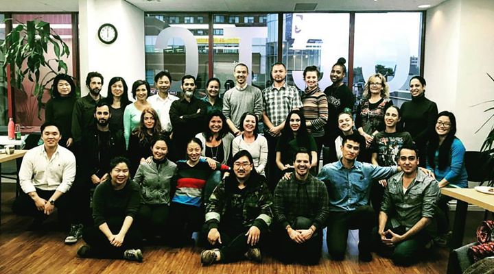 What an amazing group of people for 2017! #octcm #octcmtoronto #studytcm #acupuncture #chinesemedici