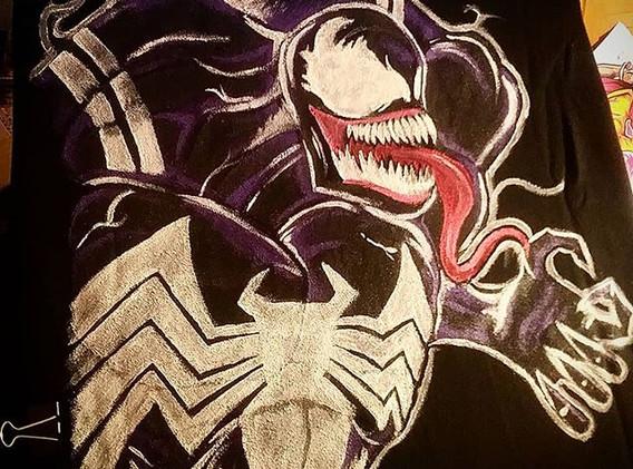 #GetTheseHands #Venom #Hoodie complete #
