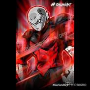 #Jiren #DragonballSuper #Anime #ArtLife