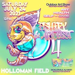 Fish Fry & Art Fest 4