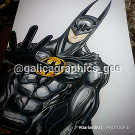 Just sketching #FreshArtFridays #Batman