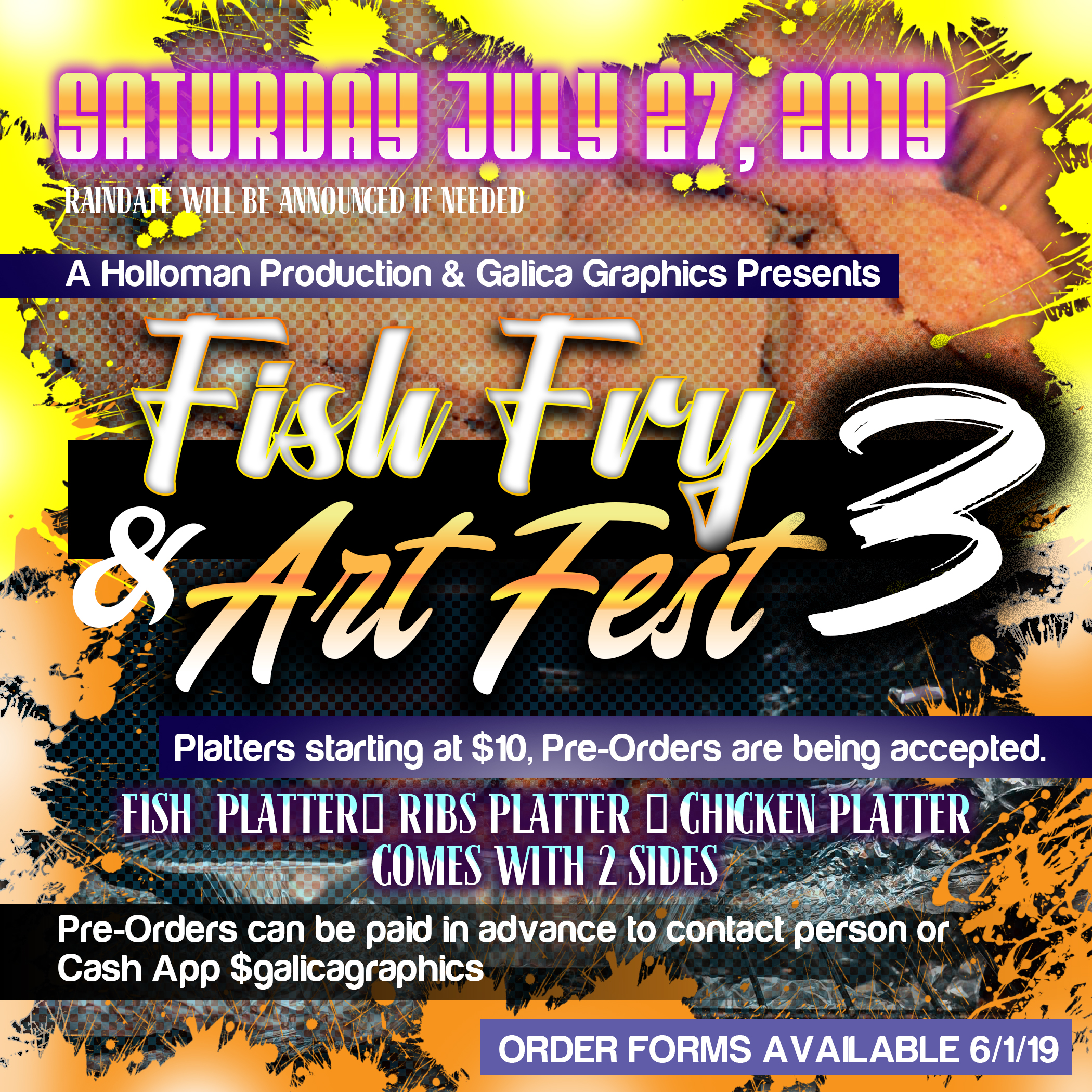 Fish Fry And Art Fest 3