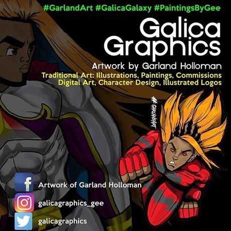 #GalicaGraphics #GalicaGalaxy #ArtLife #