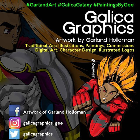 #GalicaGraphics #GalicaGalaxy #ArtLife #