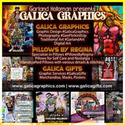 Galica Graphics Brand