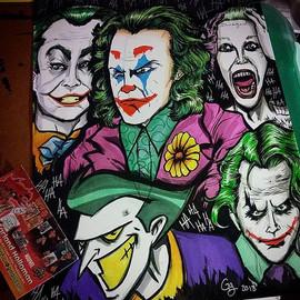 #GarlandArt #Joker #Jokers _dccomics #DC