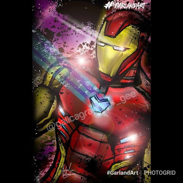 #NewArtWednesdays inspired by #AvengersE