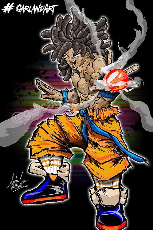 Dreaded Heroes: Goku