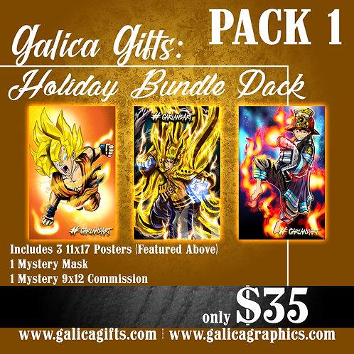Holiday Bundle Packs