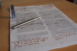 Paper feedback