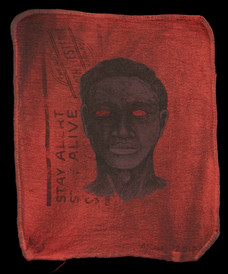 Coal Black Blues, Alison Saar