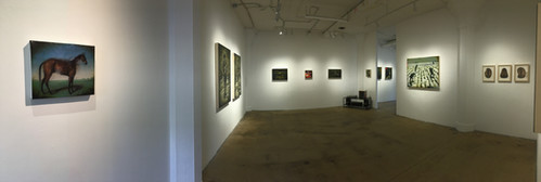 Main gallery installation view 3