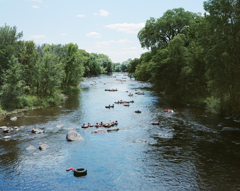 Little Wolf River, New London
