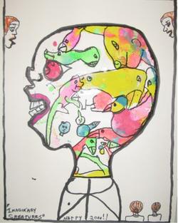 Imaginary Creatures, 2000.