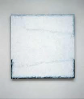 canvas with white