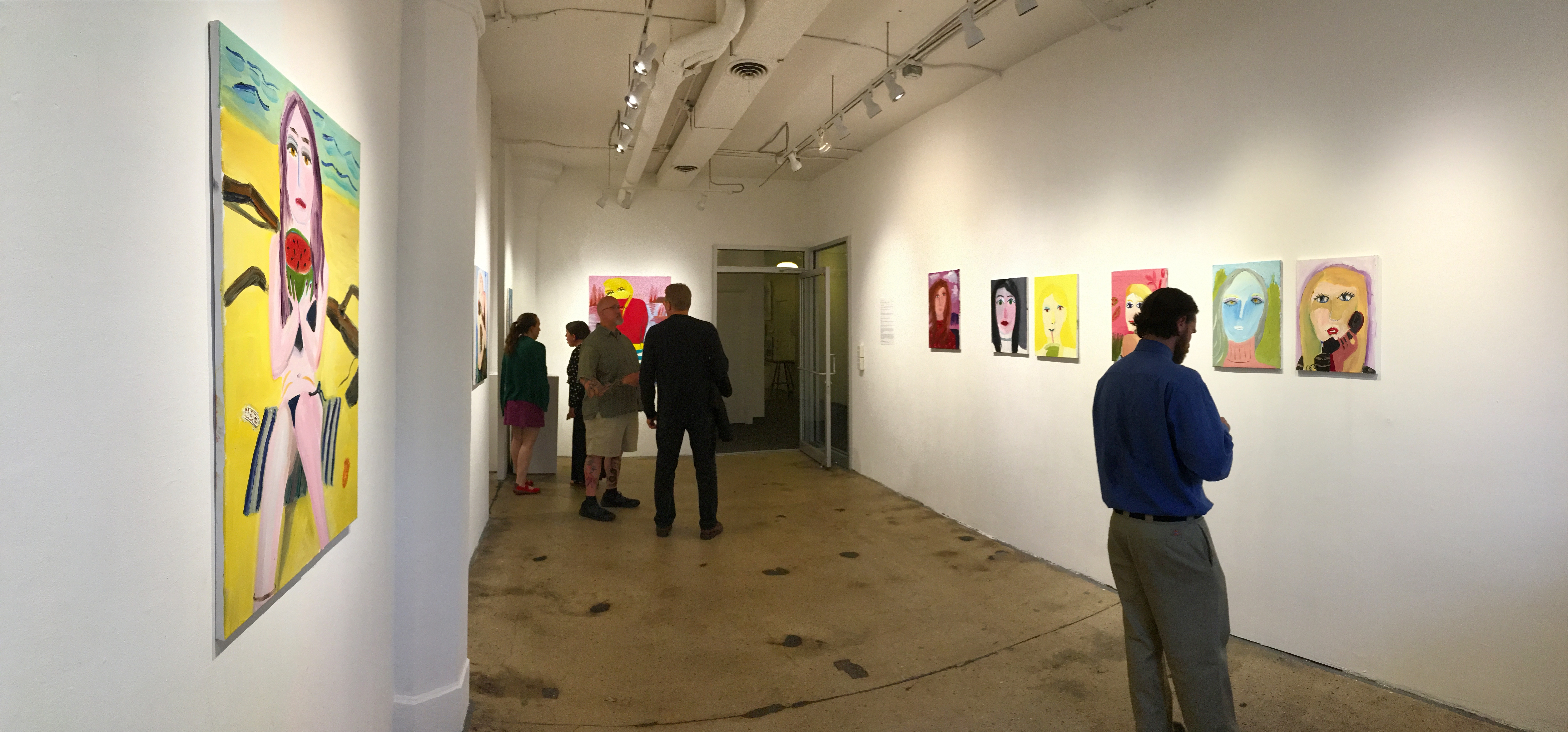adult Aeries art gallery