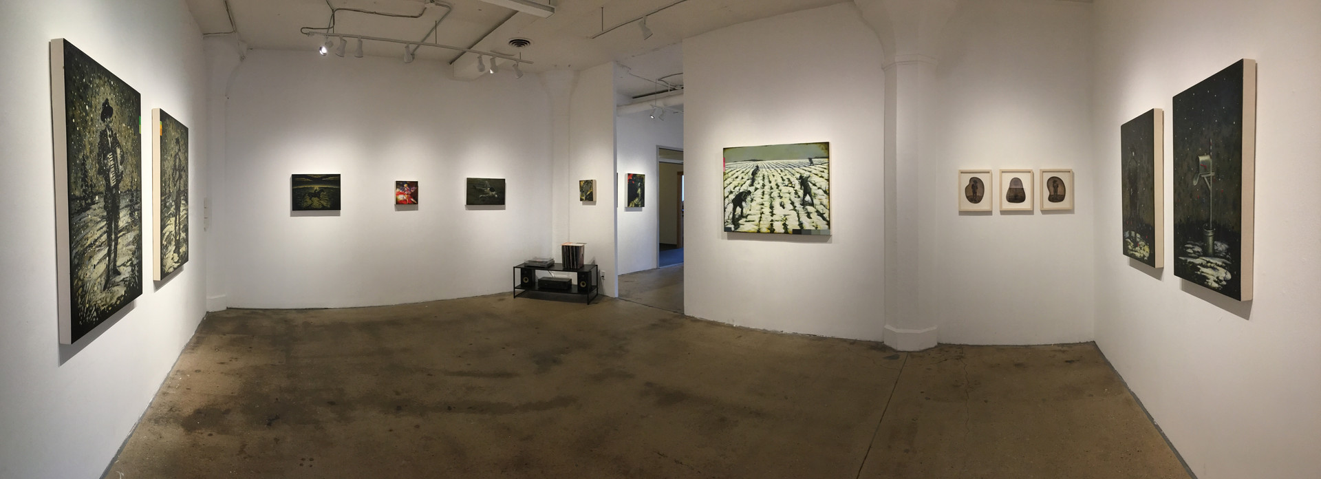 main gallery installation view 2