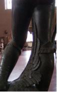 Donatello's David Leg